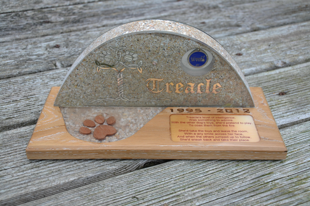Treacle's ashes